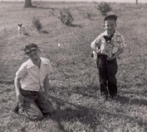 Oliver & Gene