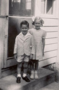Oliver & Judy-Aug 1948