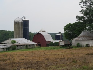 The Old Cosby Dairy on Cosby Road.